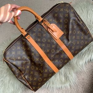 Vintage Louis Vuitton Keepall 45 Monogram Carry on